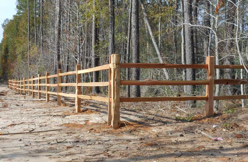Bison Fence Wood Fence Company